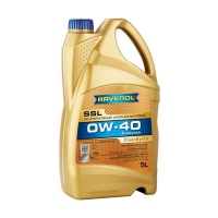 RAVENOL Super Synthenik Oel SSL 0W40, 5л 1111108-005